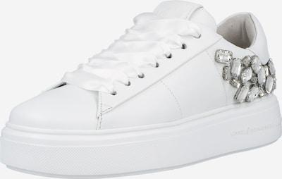 Kennel & Schmenger Sneaker 'PRO' in transparent / weiß, Produktansicht