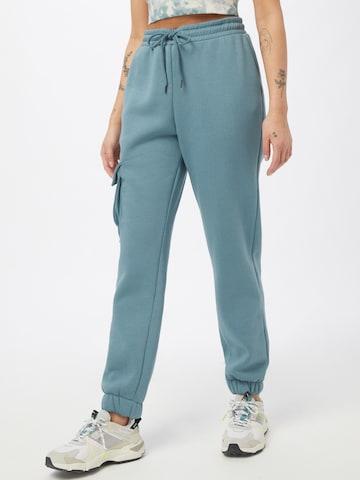 Noisy may Cargo trousers 'Asya' in Blue