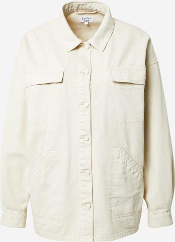 LeGer by Lena Gercke Between-season jacket 'Farine' in White