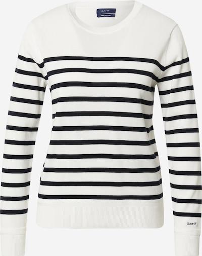 Megztinis iš GANT , spalva - tamsiai mėlyna / balta, Prekių apžvalga