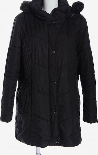 VIA MILANO Winterjacke in XXXL in schwarz, Produktansicht