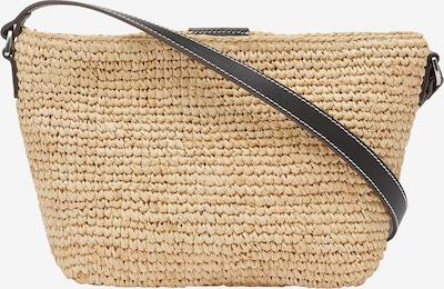 Marc O'Polo Sac de plage en beige / noir, Vue avec produit