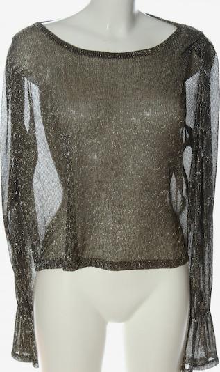 sweewë Langarm-Bluse in M in braun, Produktansicht