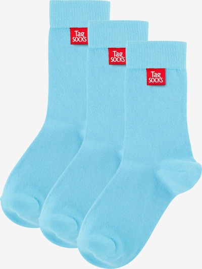 Tag SOCKS Socken in himmelblau, Produktansicht