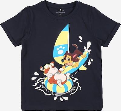 NAME IT Koszulka 'PAWPATROL ALFIE' w kolorze niebieska noc / mieszane kolorym, Podgląd produktu