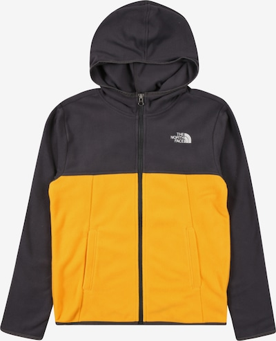 THE NORTH FACE Jacke 'GLACIER' in gelb / schwarz, Produktansicht