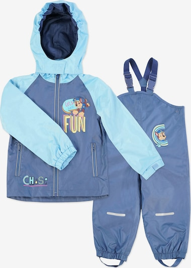 PAW Patrol Functioneel pak 'Paw Patrol' in de kleur Blauw / Hemelsblauw / Lichtblauw / Geel, Productweergave