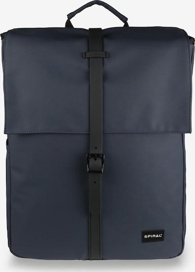 SPIRAL Backpack 'MANHATTAN' in Night blue / Black, Item view