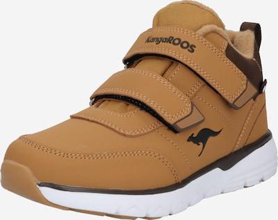 KangaROOS Chaussure basse 'Bran' en marron, Vue avec produit