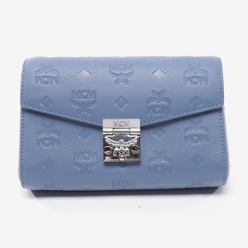 MCM Abendtasche in One Size in Blau