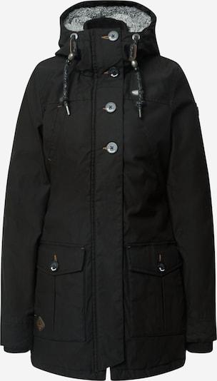 Ragwear Jacke in schwarz, Produktansicht
