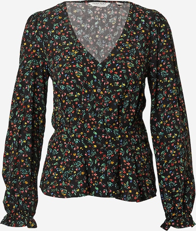 NAF NAF Blouse 'Babette C1' in mixed colours / black, Item view