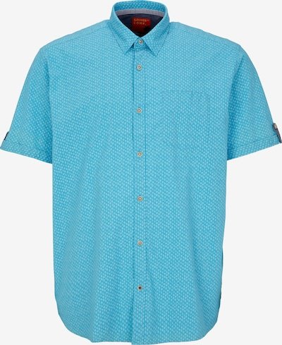 s.Oliver Men Big Sizes Hemd in hellblau, Produktansicht