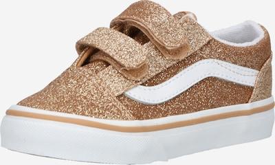 VANS Sneakers 'Old Skool' in de kleur Goud / Wit, Productweergave