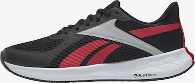 Reebok Sport Sportschuh in grau / rot / schwarz, Produktansicht