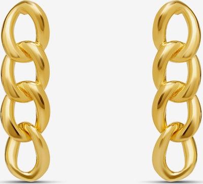MOSUO JEWELLERY Boucles d'oreilles en or, Vue avec produit