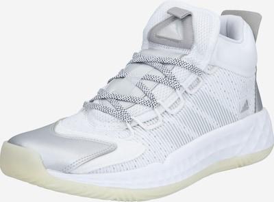 ADIDAS PERFORMANCE Basketballschuh in grau / schwarz / silber / weiß, Produktansicht