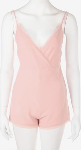 Pull&Bear Playsuit in S in Pink