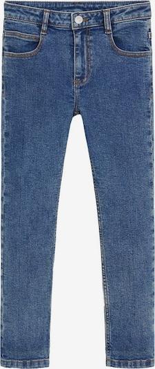 MANGO KIDS Jeans regular in kobaltblau, Produktansicht