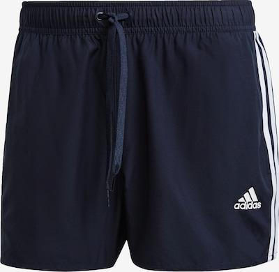 ADIDAS PERFORMANCE Sportzwembroek in de kleur Donkerblauw / Wit, Productweergave