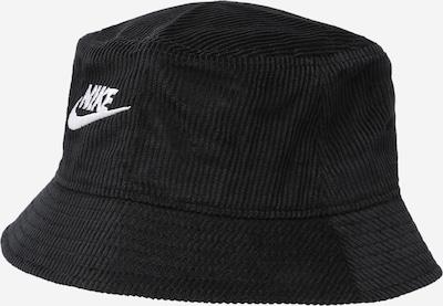 Nike Sportswear Müts must / valge, Tootevaade