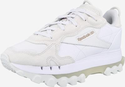 Sneaker low 'CL CARDI' Reebok Classics pe auriu / alb murdar, Vizualizare produs