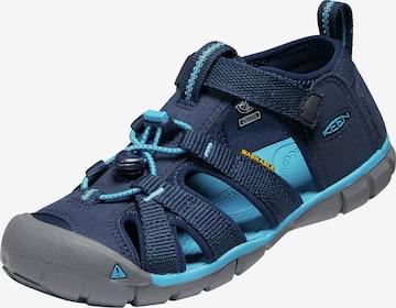 KEEN Sandale in Blau
