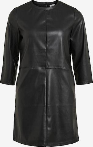 VILA Dress 'Dolores' in Black