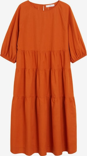 MANGO Kleid 'sia-h' in orange, Produktansicht