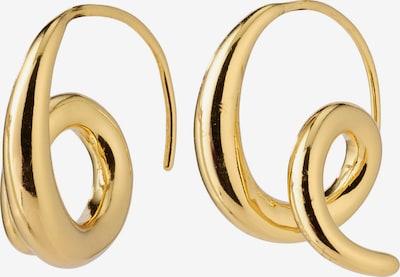 Pilgrim Boucles d'oreilles en or, Vue avec produit