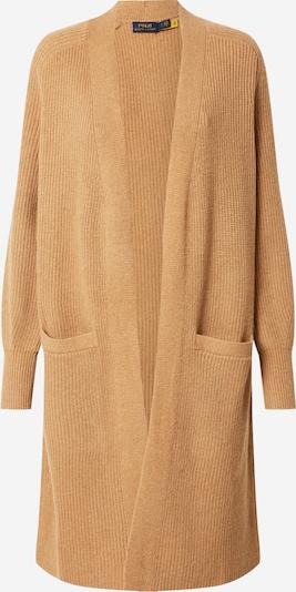 Polo Ralph Lauren Cardigan en noisette, Vue avec produit