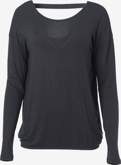 Kismet Yogastyle Shirt 'Aruna' in dunkelgrau, Produktansicht