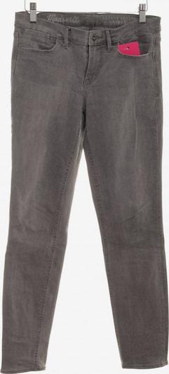 Madewell Skinny Jeans in 26 in grau, Produktansicht