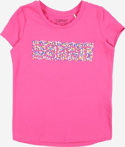 ESPRIT Koszulka w kolorze niebieski / żółty / miętowy / różowy / białym, Podgląd produktu
