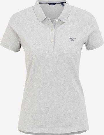 GANT Tričko - Sivá