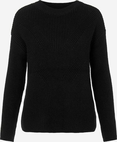 PIECES Pullover 'Karie' in schwarz, Produktansicht