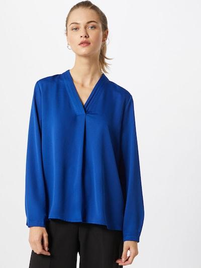 Esprit Collection Bluse in blau, Modelansicht