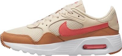 Nike Sportswear Sneakers in Cognac / Coral, Item view