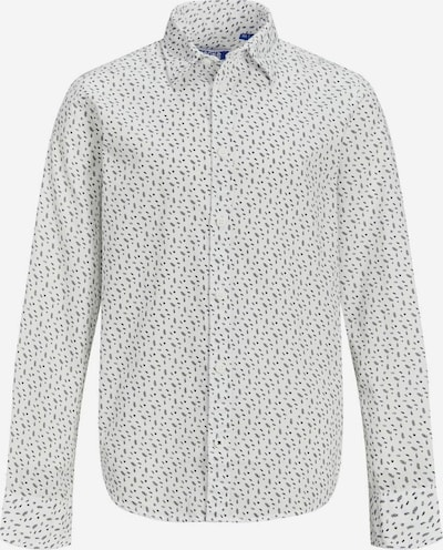 Jack & Jones Junior Camisa en negro / blanco, Vista del producto