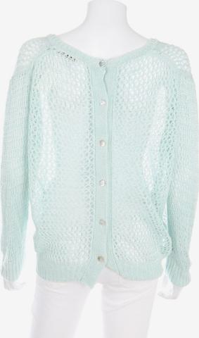 Massimo Dutti Sweater & Cardigan in XL in Green