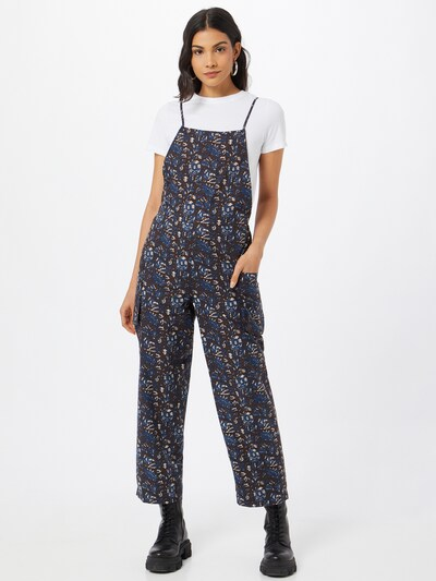 bézs / kék / tengerészkék BDG Urban Outfitters Kezeslábas 'MARNA', Modell nézet