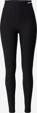Hoermanseder x About You Leggings 'May' in Black