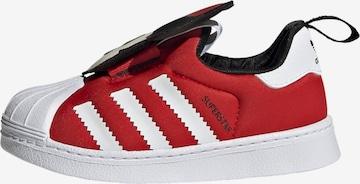 ADIDAS ORIGINALS Sneaker in Rot