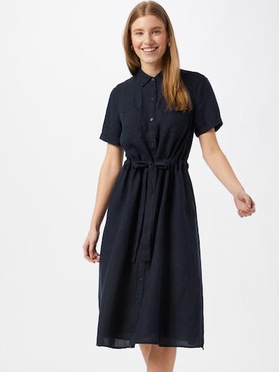 Rochie tip bluză 'ABO' TOMMY HILFIGER pe albastru închis, Vizualizare model