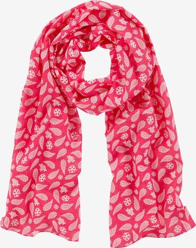 J. Jayz J.Jayz EM Modeschal in pink / naturweiß, Produktansicht