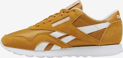 Reebok Classic Sneaker in senf, Produktansicht
