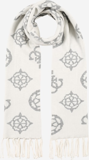 GUESS Scarf in Light grey / White, Item view