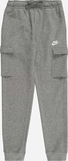 Nike Sportswear Hose in grau, Produktansicht