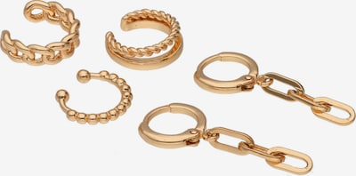 TOSH Jewelry Set in yellow gold, Item view