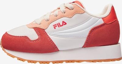 FILA Sneaker 'RETROQUE' in orange / weiß, Produktansicht